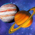 Jupiter conjunct saturn