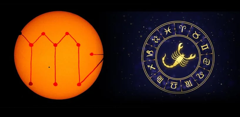 Moon in Scorpio Phase astrology