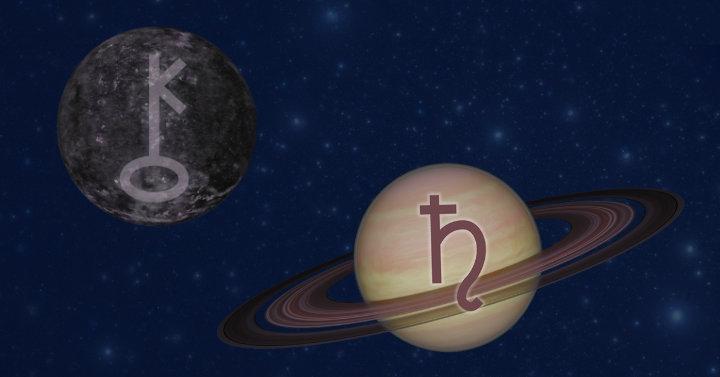 Saturn sextile Chiron