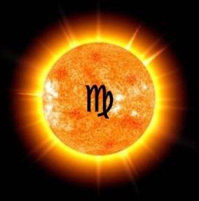 sun in virgo
